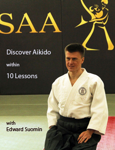 SAA Aikido Online Instructions